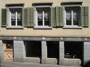 Pilgerherberge St. Gallen