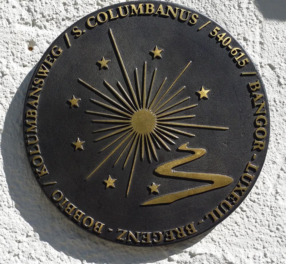 Chemin St.Columban