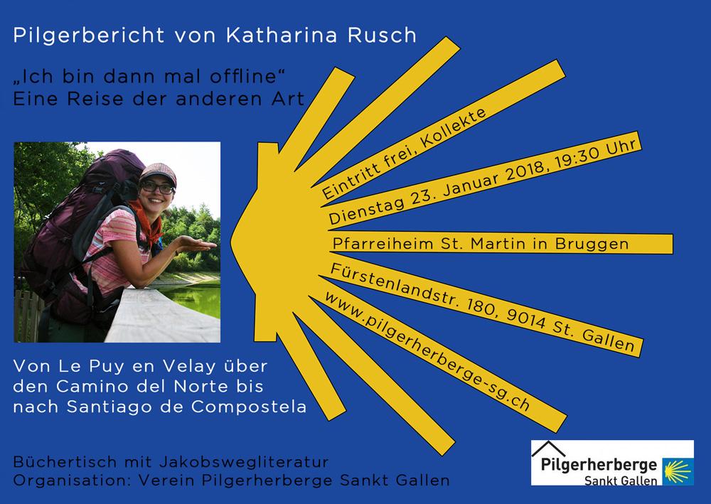 Katharina Rusch berichtet